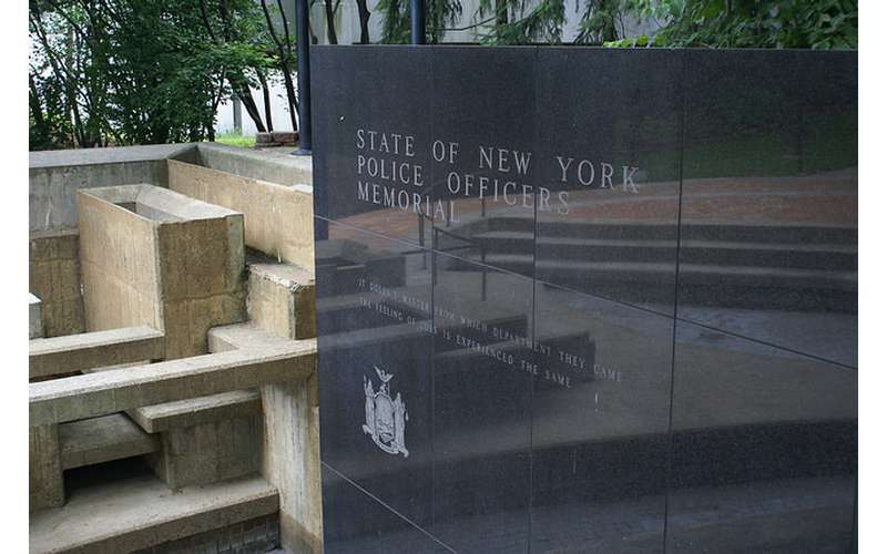 State of New York Police Officers Memorial (1)