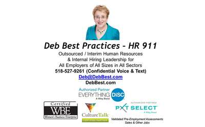 Deb Best Practices Multi-Logo Logo