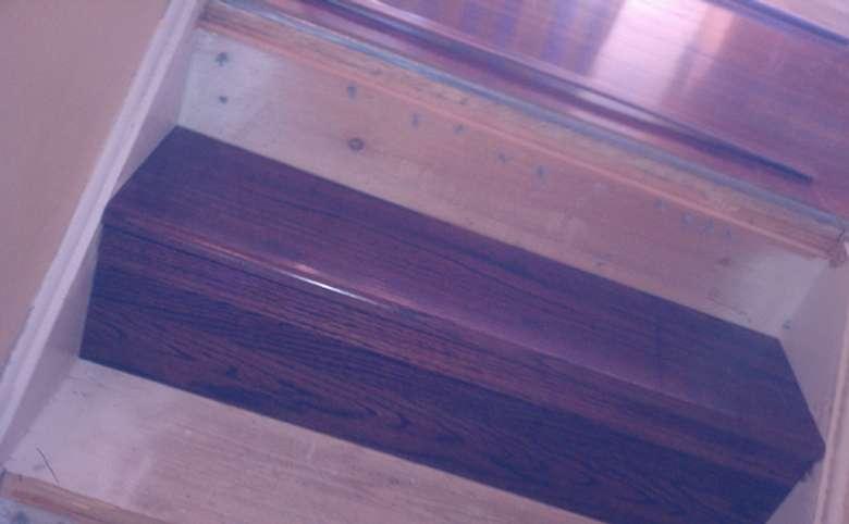 Stair Tread Refacing