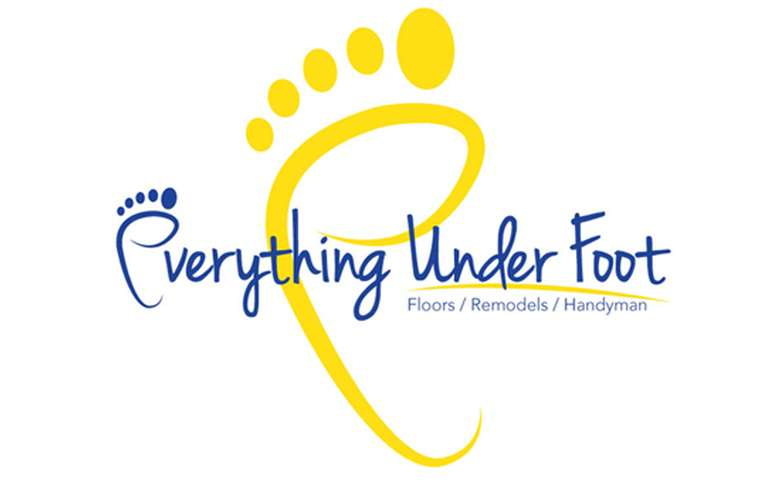 everything under foot logo