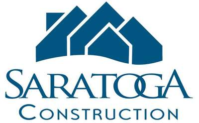 saratoga construction logo