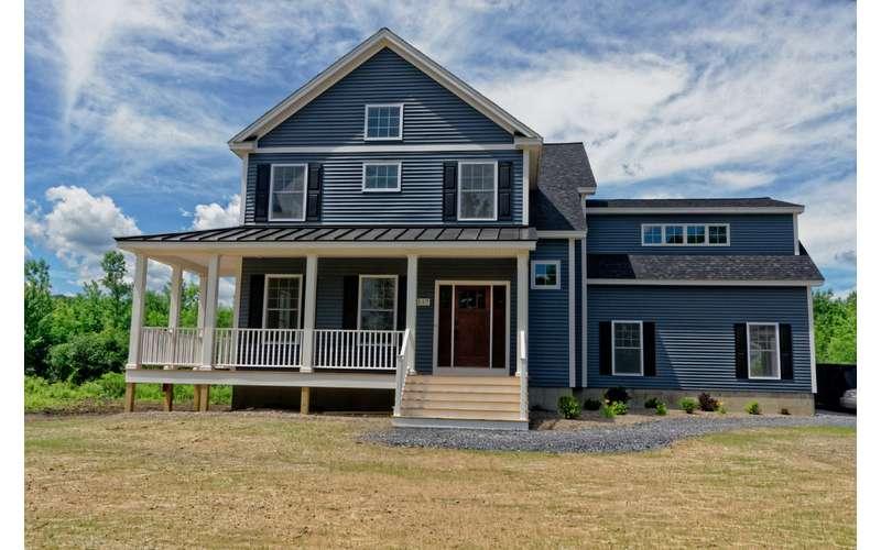 Custom Log Homes by Saratoga Construction LLC