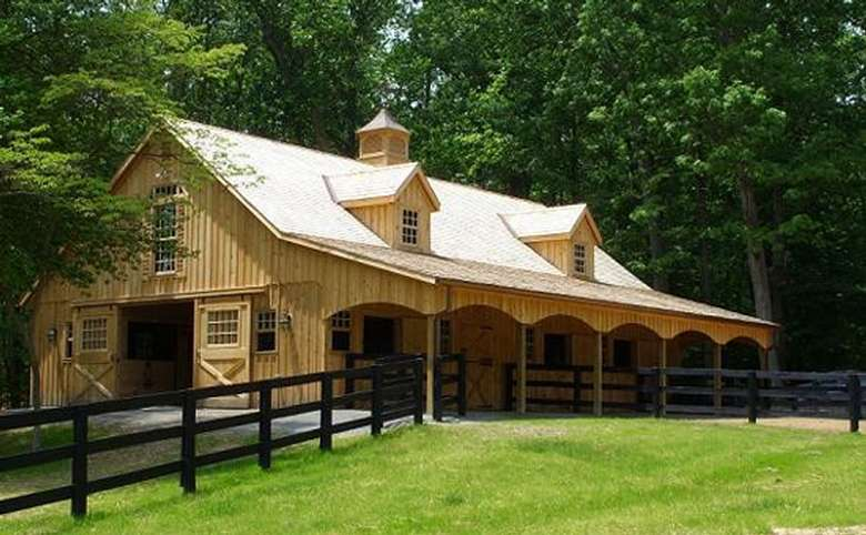 Barns, Sheds, Decks and Sunrooms by Saratoga Construction (2)