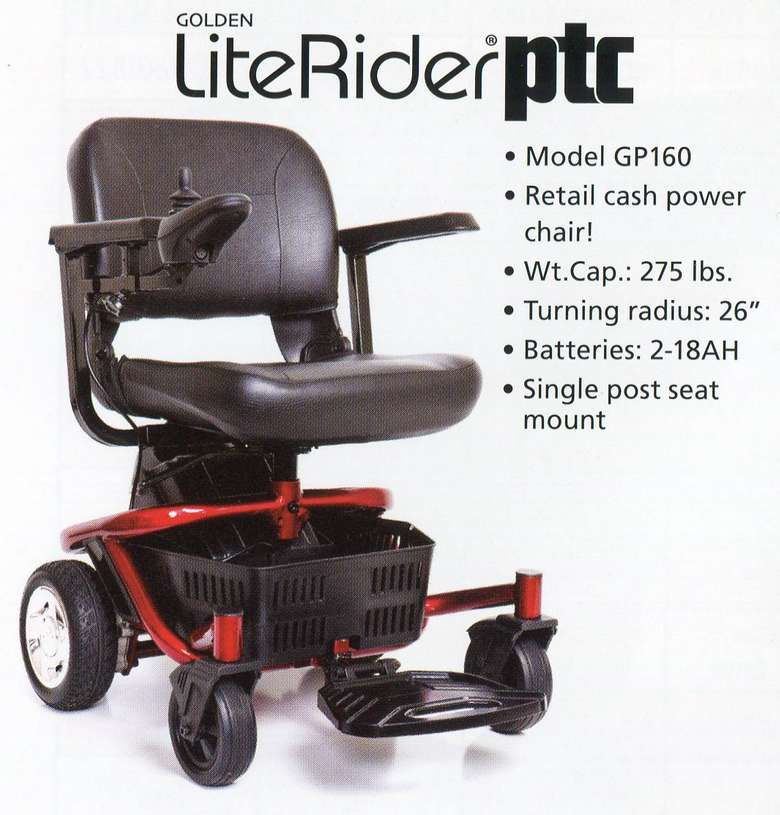 Power Chairs for sale or rent
