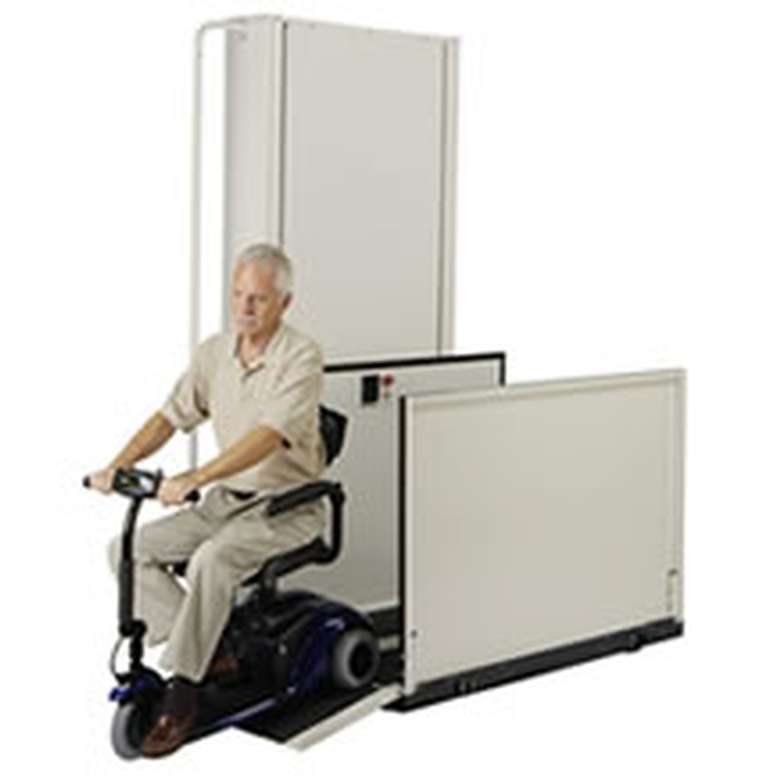 Vertical Platform lifts. We sell and install
