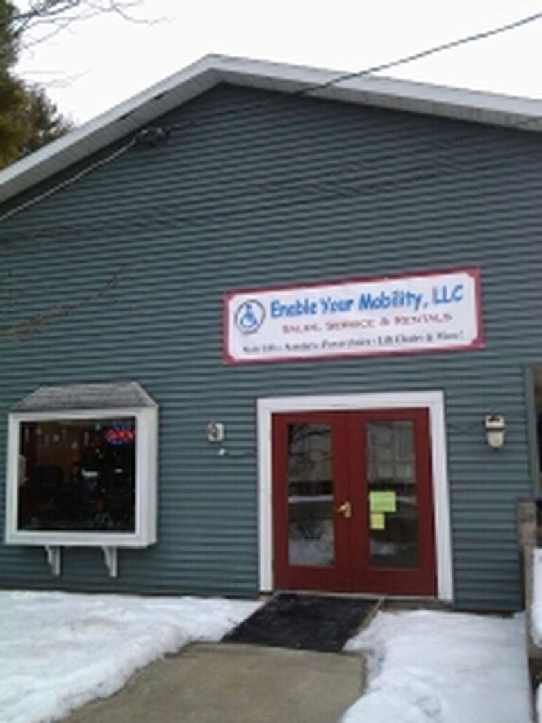 Enable Your Mobility, LLC 1042 State Route 9, Queensbury, NY  Lower Level next to Louis Jewelers