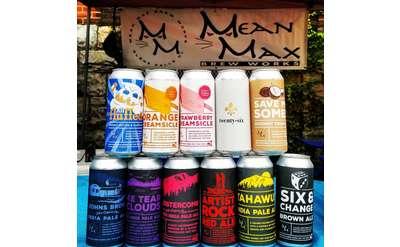 Mean Max beer