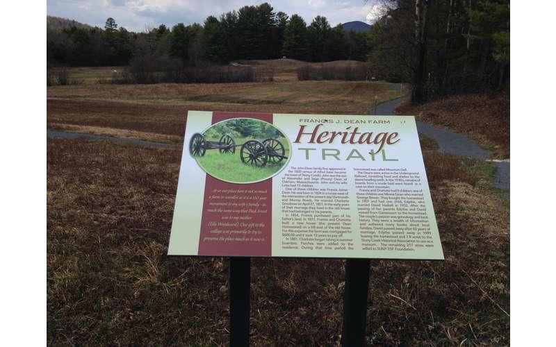 Dean Farm Heritage Trail - Handicap Accessible (3)