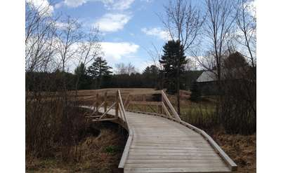 Dean Farm Heritage Trail - Handicap Accessible
