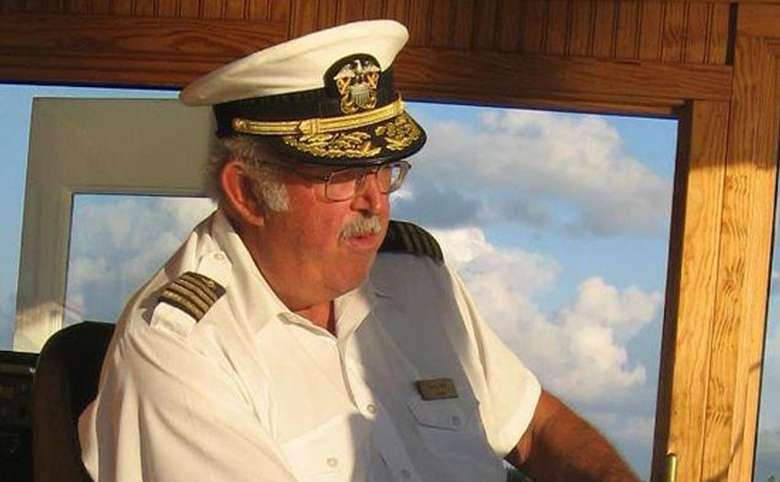 steamboat captain