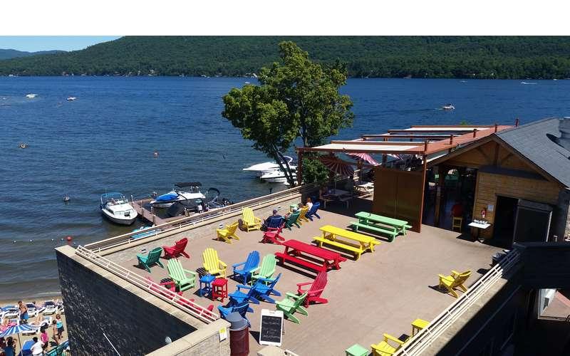 Lakefront Restaurant