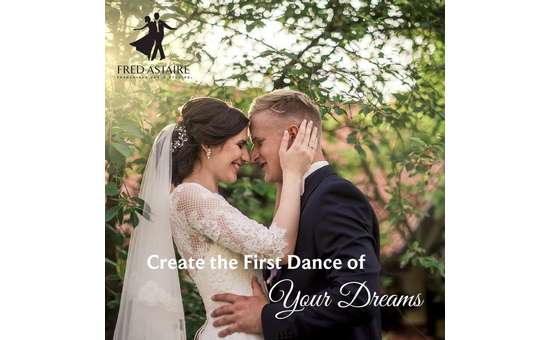 Create the first dance of your dreams promo image