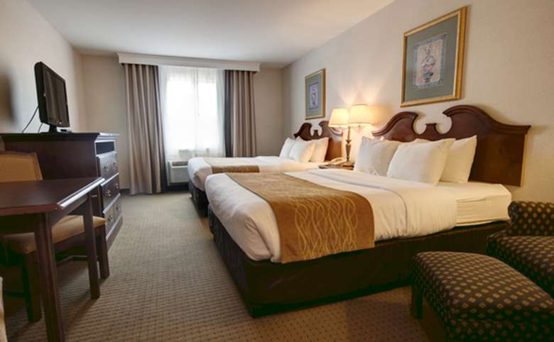 Comfort Inn and Suites Albany (2)