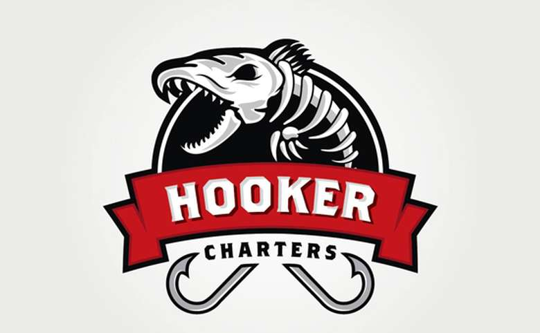 Hooker Charters logo