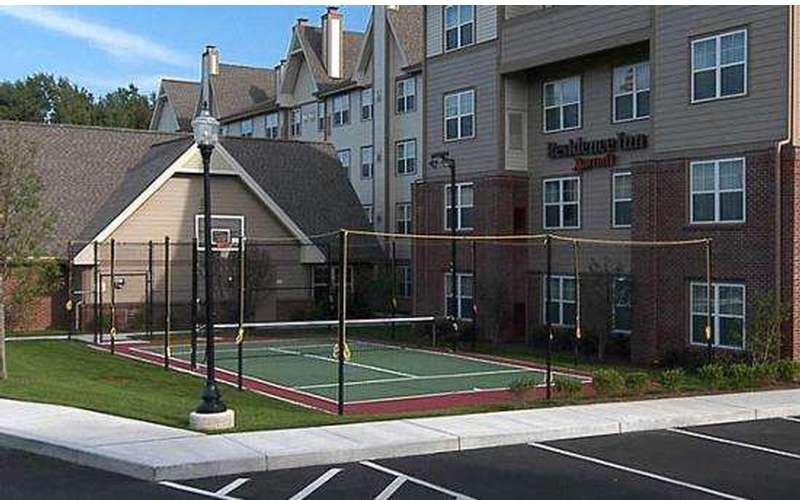 Outdoor Sport Court