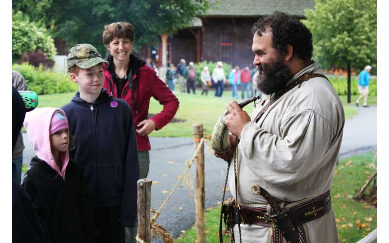 You Can Enjoy Demonstrations & More at Adirondack Experience
