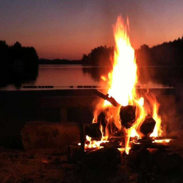 Nightly Bonfire