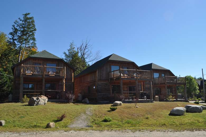 Oak, Maple, and Beech Cabins