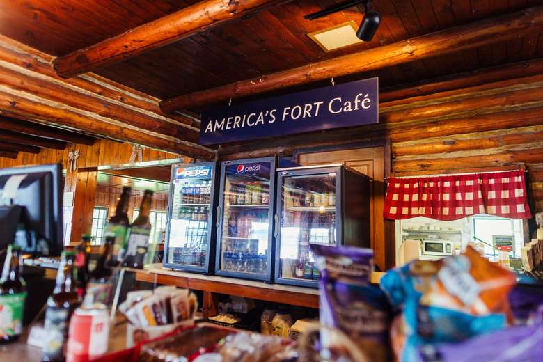 America's Fort Cafe
