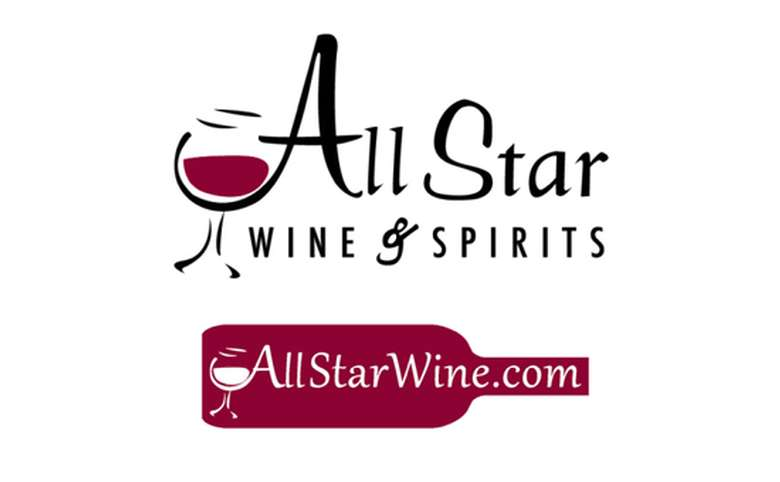 All Star Wine and Spirits logo