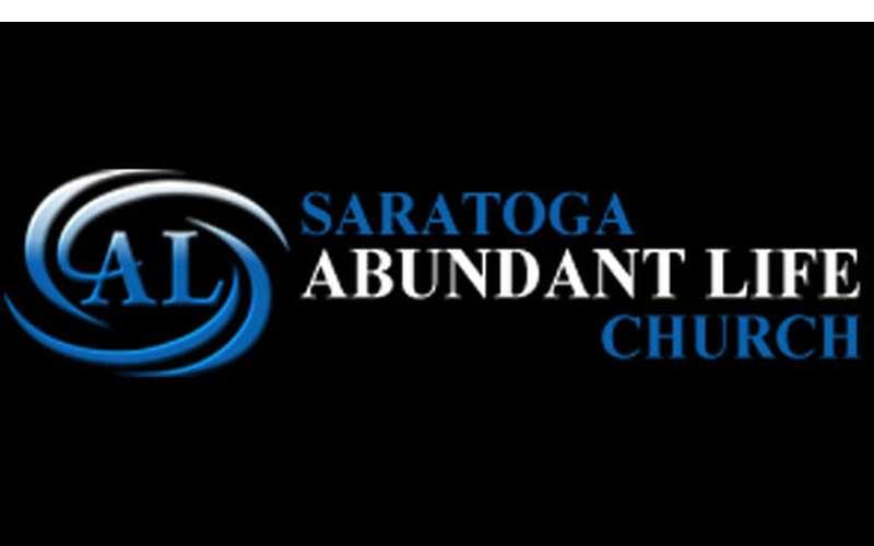 logo for saratoga abundant life church
