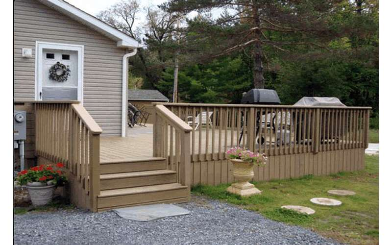 Let Adirondack Home Renovations create a deck and outdoor space perfect for hosting friends and family.