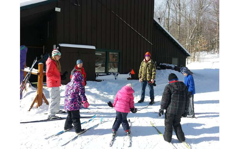 Garnet Hill Ski School.  Kids and adults alike will enjoy taking a lesson from one of our fantastic instructors.