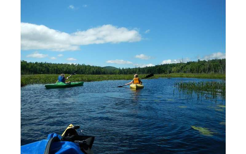 Go Kayaking Throughout the Adirondacks