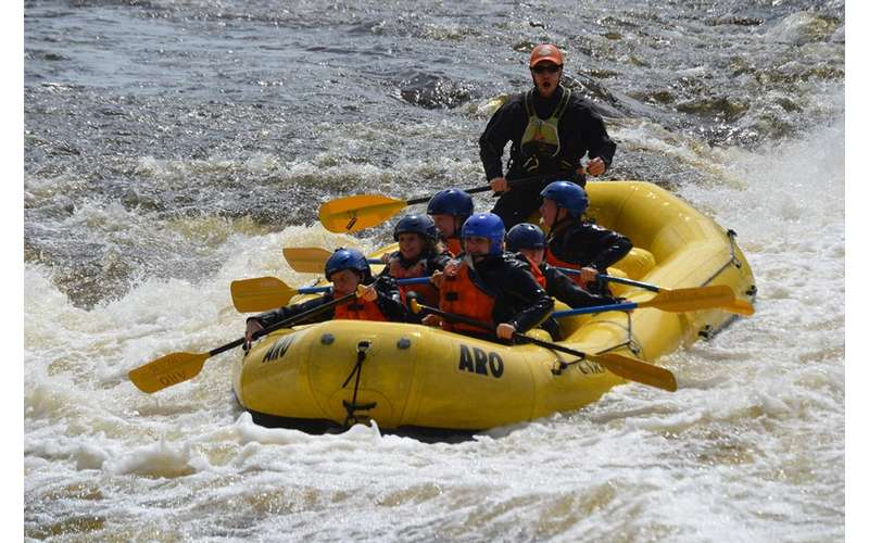 ARO Adventures - Adirondack River Outfitters: Whitewater Rafting (17)