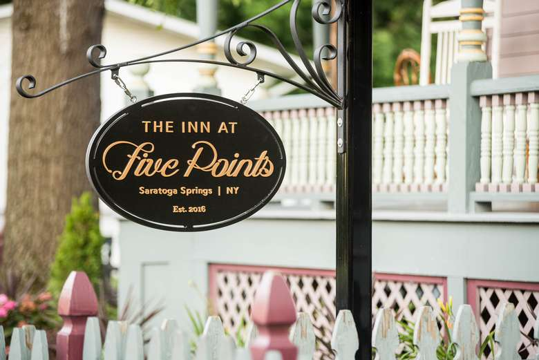 The Inn At Five Points (1)