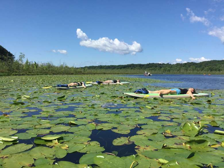 SUP Yoga at Kayak Shak (6)