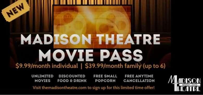 movie program ad