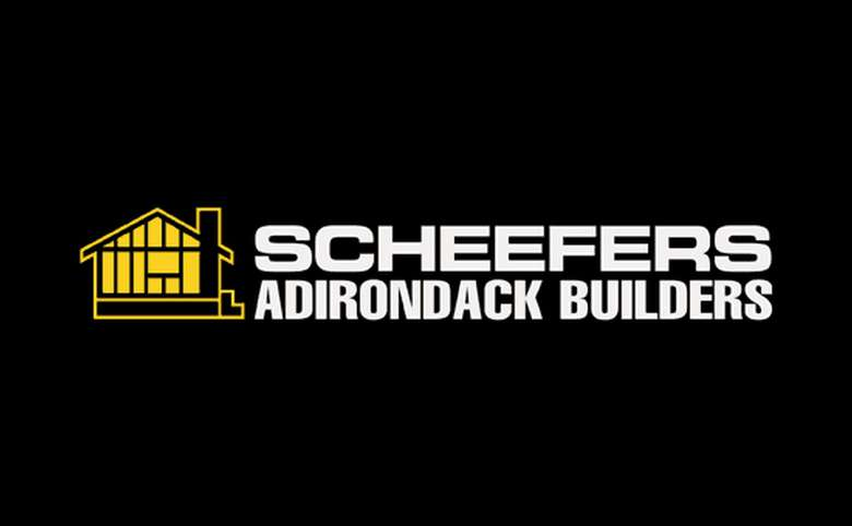 the logo for scheefers adirondack builders