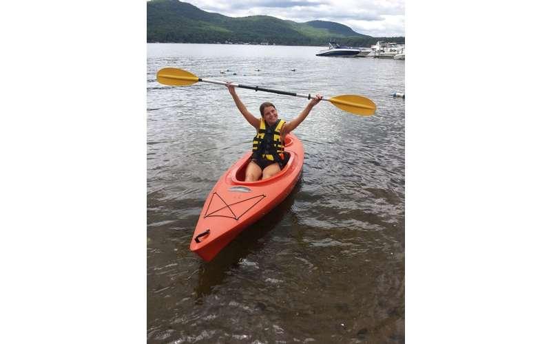 Kayak Lake George (7)