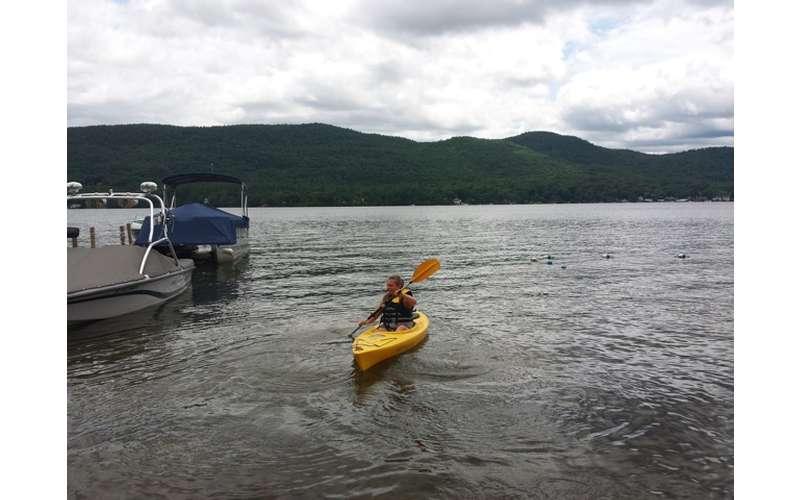 Kayak Lake George (9)