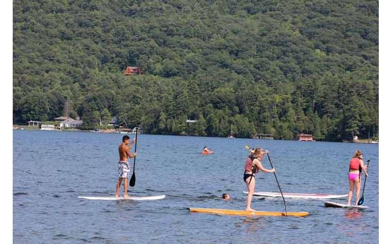 Kayak Lake George (2)