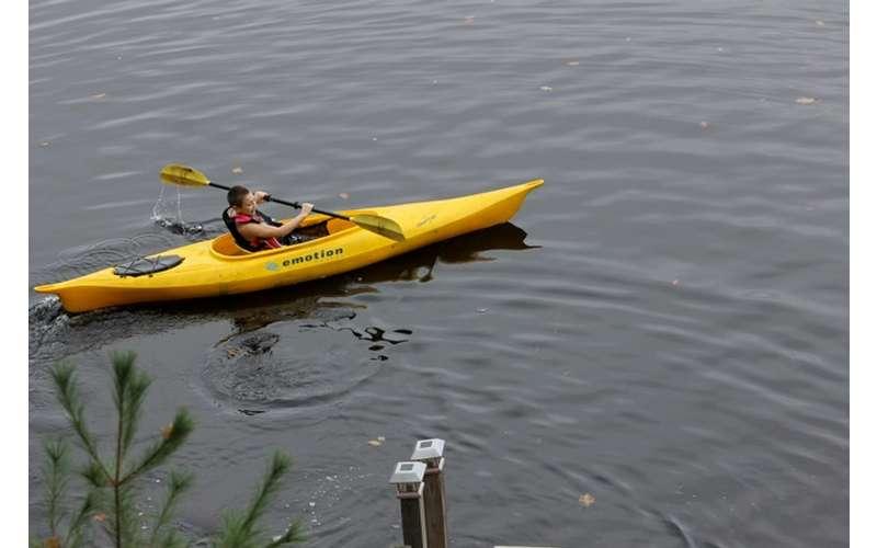 Kayak Lake George (11)