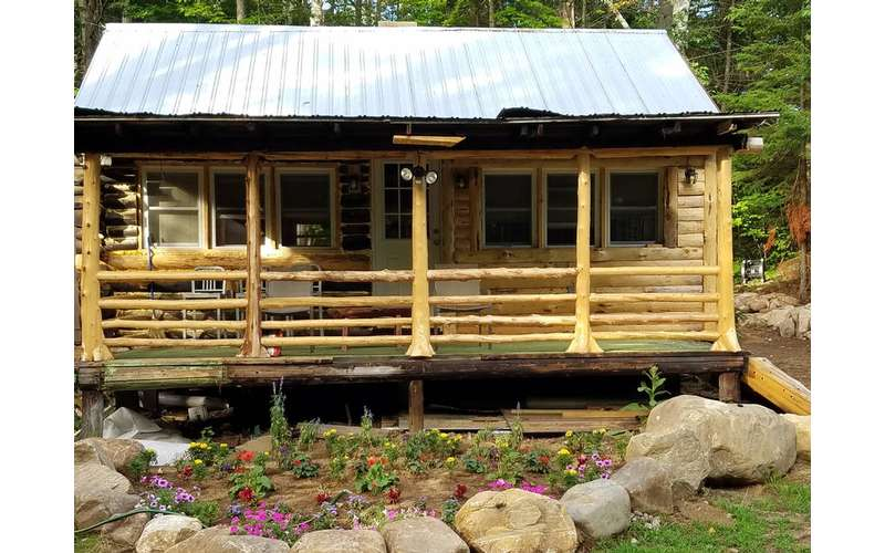 Cabin Rental In North Creek Close To Lake George Ny
