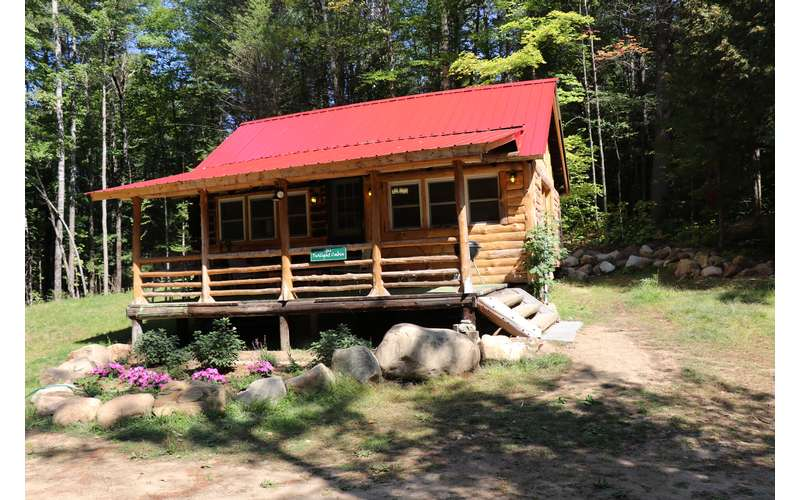 at lake header ny rental rentals george cresthaven cabins room vacation lodges