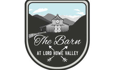 the barn at lord howe valley logo