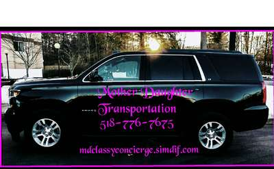 Mother Daughter Transportation & Concierge provides transportation service for any request you may have!