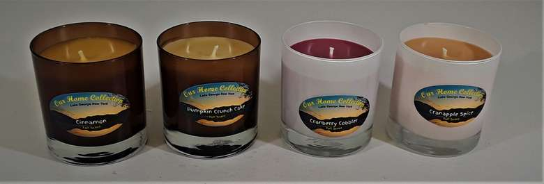 Many Colors and Wonderful Seasonal Fragrances