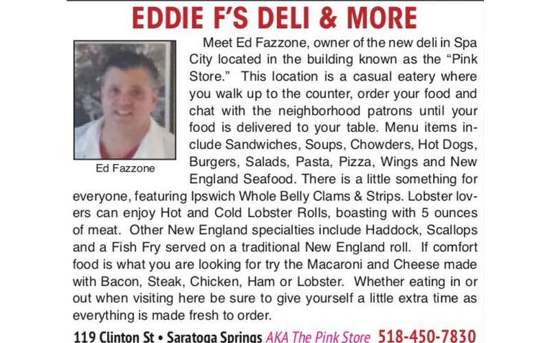 More about Eddie