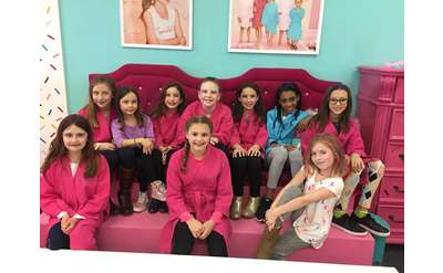 SPRINKLES Teen & Kids Hair Salon and Birthday Parties!!