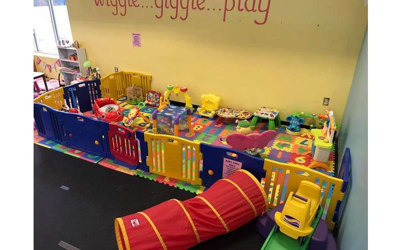 Bring Your Baby For Our Crawling Area