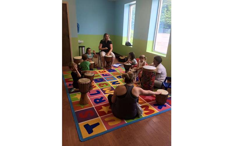 Check Out Some Activities At Wiggle Worms Playland