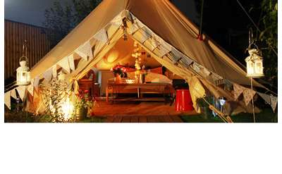 Saratoga Escape Luxury Glamping