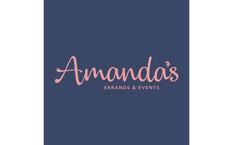 Amanda's Errands & Events logo