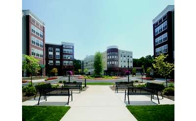 Ellsworth Commons is a mixed-use community in Malta, NY.