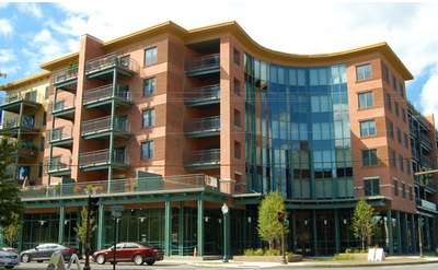 Market Center Apartments is just steps away from Broadway in Saratoga Springs, NY.